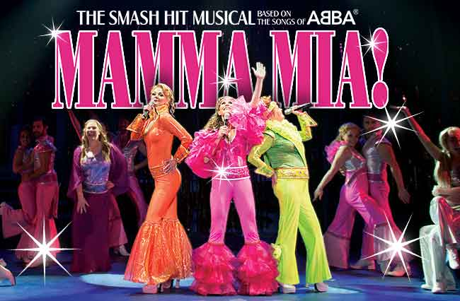 Now Playing - Mamma Mia!